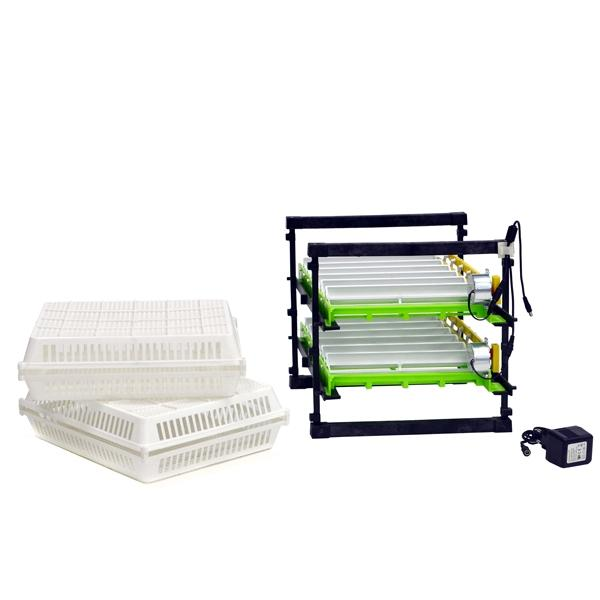 Conturn 60 Set - Automatic Egg Turners and Hatch Baskets
