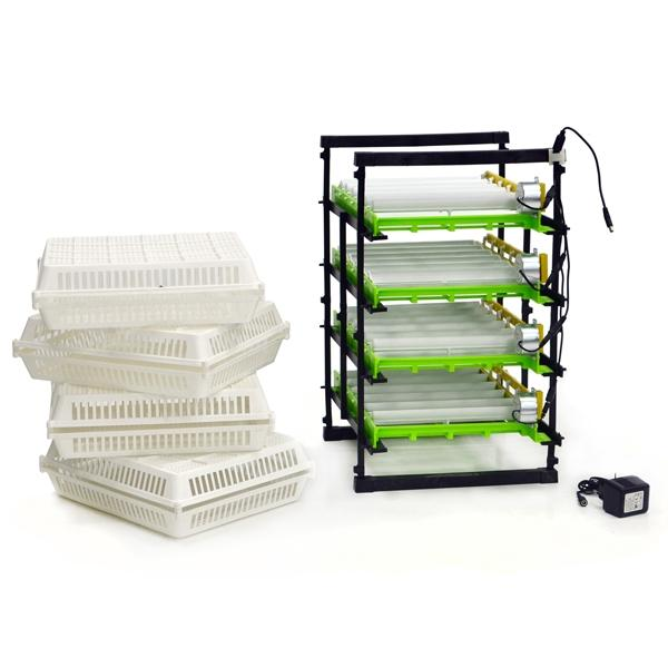Conturn 120 Set - Automatic Egg Turners and Hatch Baskets