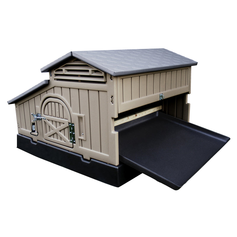 Standard Chicken Coop (4 Bird) - Snaplock by Formex