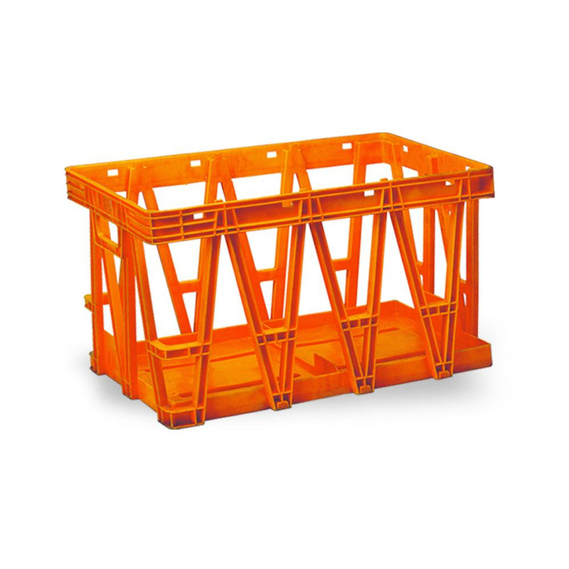 Maxi Egg Crate for Transportation - Stackable Tray Case - Hatching Time