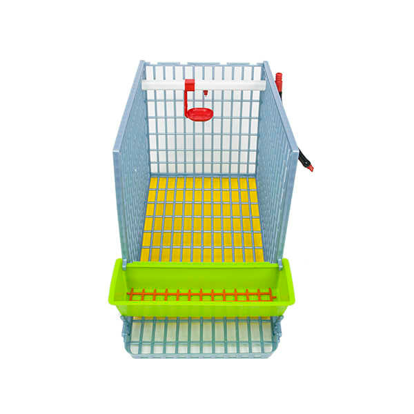 "Chicken Cage - 1 Section H: 15"" - Hatching Time"