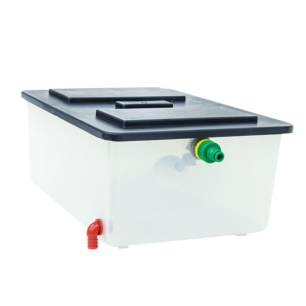 Water Tank 5 Gallon with Float Valve - Hatching Time