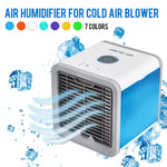 USB Mini Portable Air Conditioner Humidifier Purifier