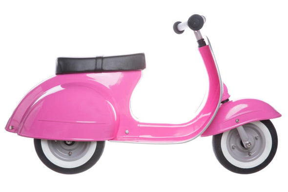 PRIMO Ride On Kids Toy Classic (Pink) - Ambosstoys