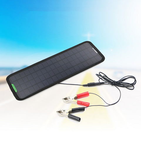 Portable Rechargeable Solar Cells