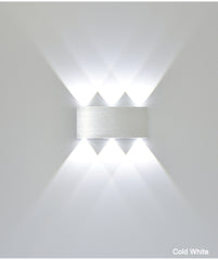 Aluminum LED Sconce Wall Light
