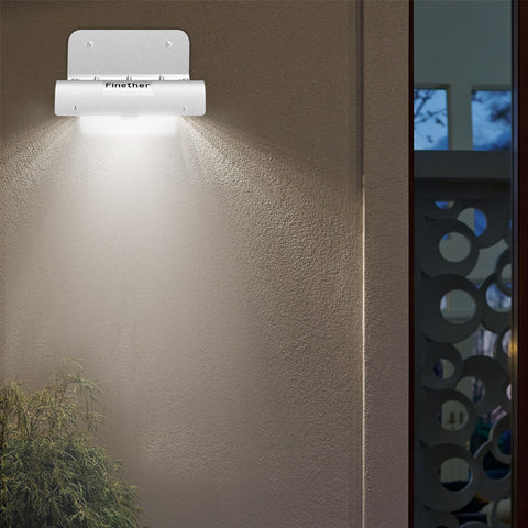 Motion Sensor Garden Security Lamp