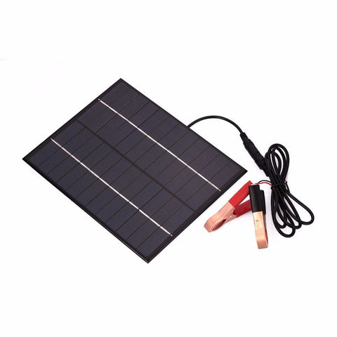 Solar Charger External Battery