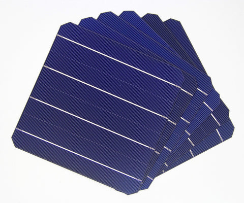 Photo-voltaic Mono Solar Panel Cell