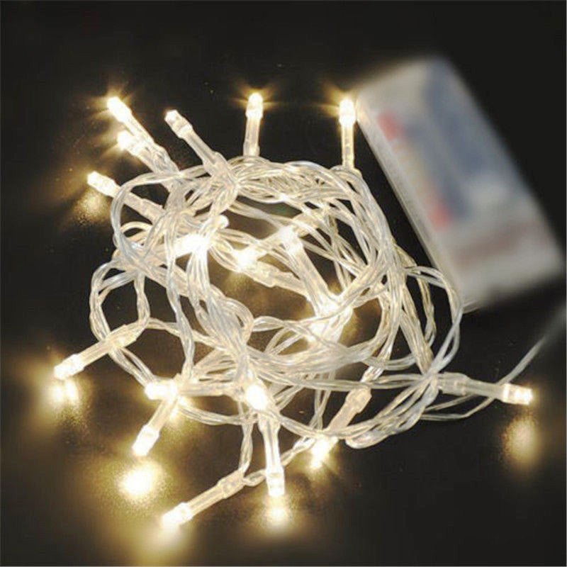 LED String Flasher Fairy Lights