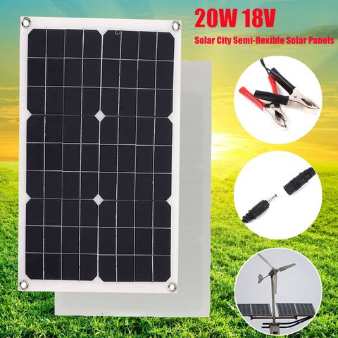 Portable Emergency Solar cell