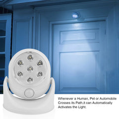 LED Cordless Sensor Light