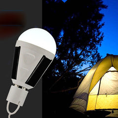 Emergency Solar Powered Bulb