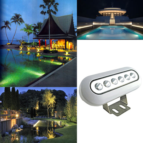 Underwater LED Steel Lights