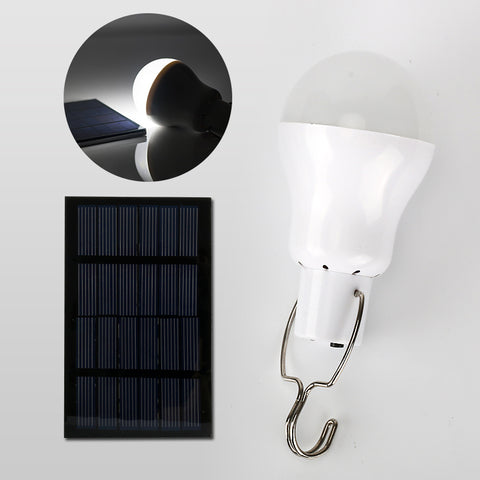 Portable Solar Energy Light