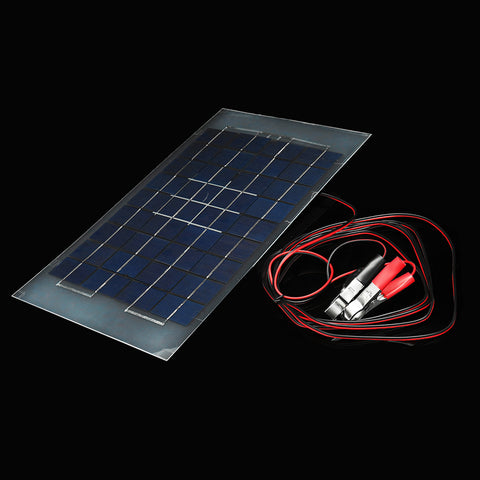 Solar Panel Poly-crystalline Cells