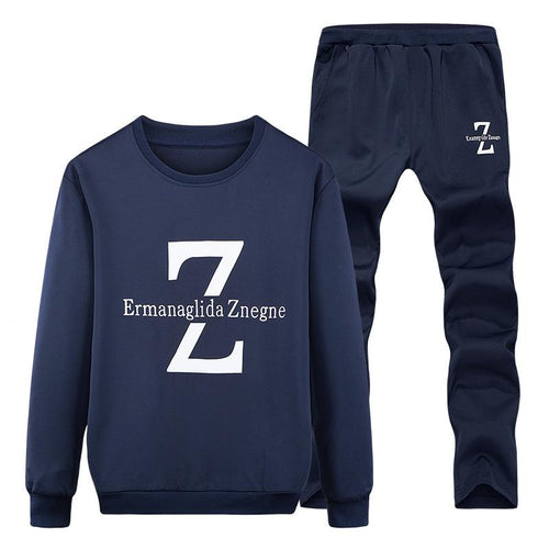 Spring And Summer Men's Outdoor Baseball Sportswear Suit