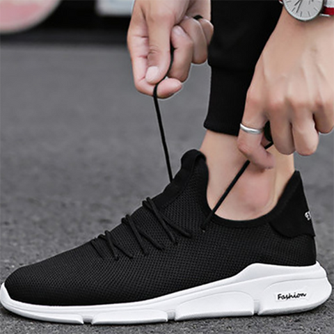 Men's Mesh Casual Shoes