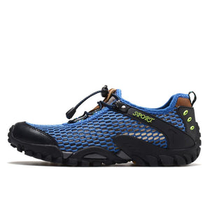 Breathable Mens Hiking Shoes