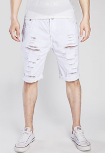 Destroyed Leisure Shorts