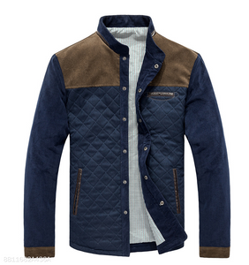 Autumn Men's Jacket Corduroy Casual Jacket