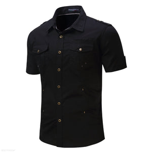Men's Outdoor Short-Sleeved Shirt