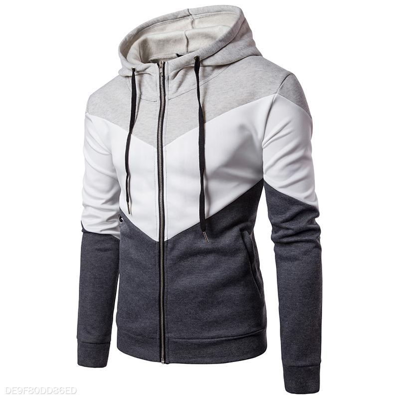 Fashion Casual Men's Hoodie