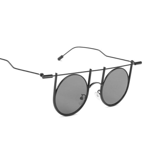Fashion Cool Plain Men Sunglasses