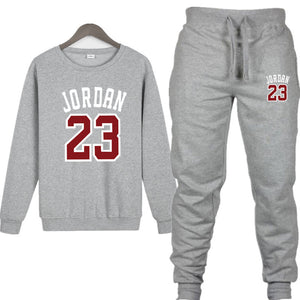 Number 23 Fashion Pullover Suit