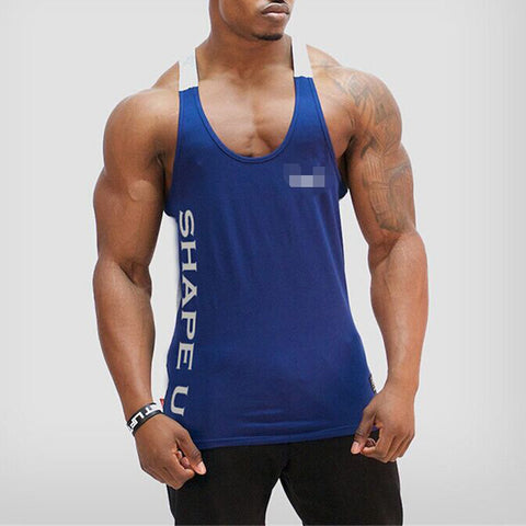 Breathable Running Training Suit Sports Vest