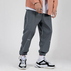 Men'S Letter Printing Loose Casual Pants