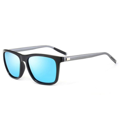 Sunglasses Aluminum Magnesium Men's Polarized Driver Mirror Sunglasses Outdoor