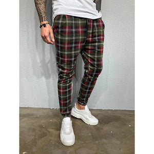 Men's printing casual gradient fashion sweatpants