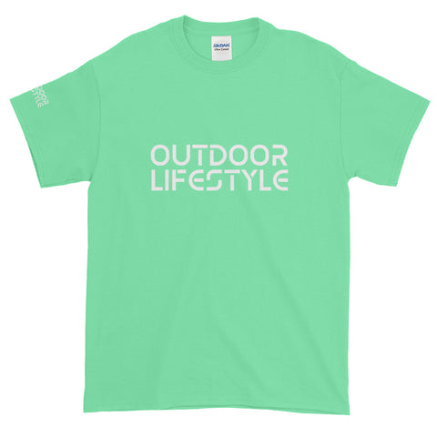 Cotton Tee - Outdoor Lifestyle