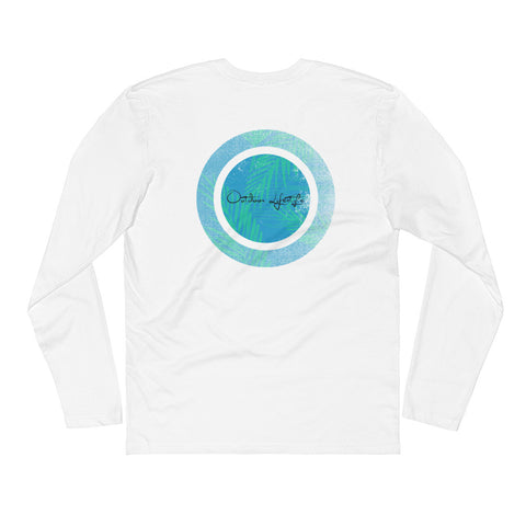 Long Sleeve Fitted Crew - Outdoor Lifestyle
