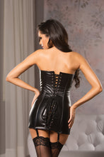 Load image into Gallery viewer, Strapless Corset Dress