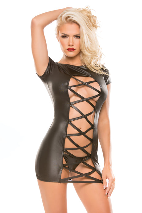Cheeky Chique Strappy Dress