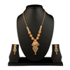 Gold-Toned Traditional Kundan Jewellery Set