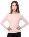 Full Sleeves T Shirt Nude