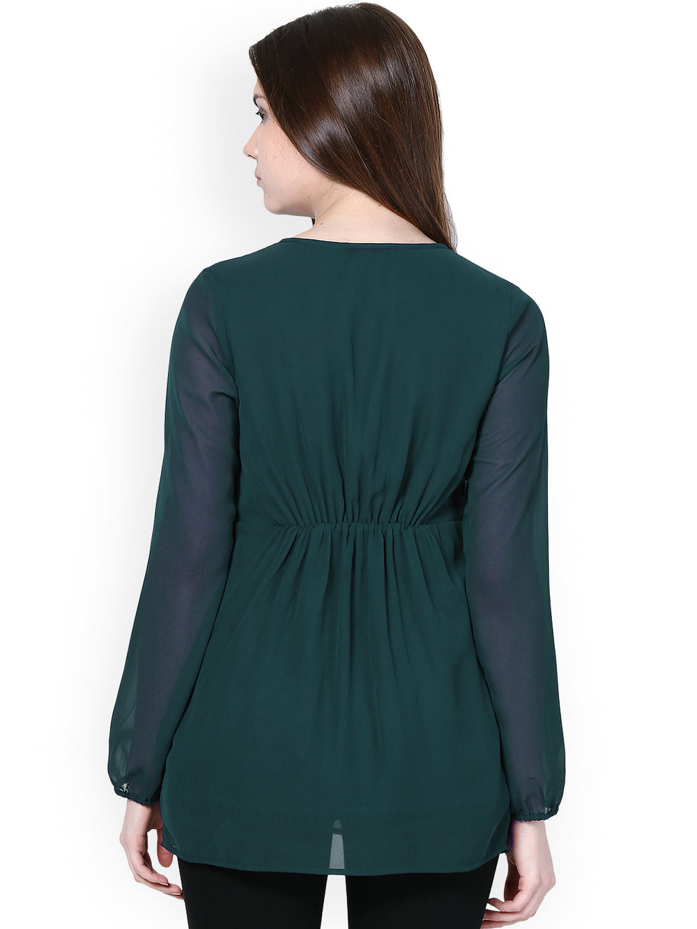 Besiva Green Top