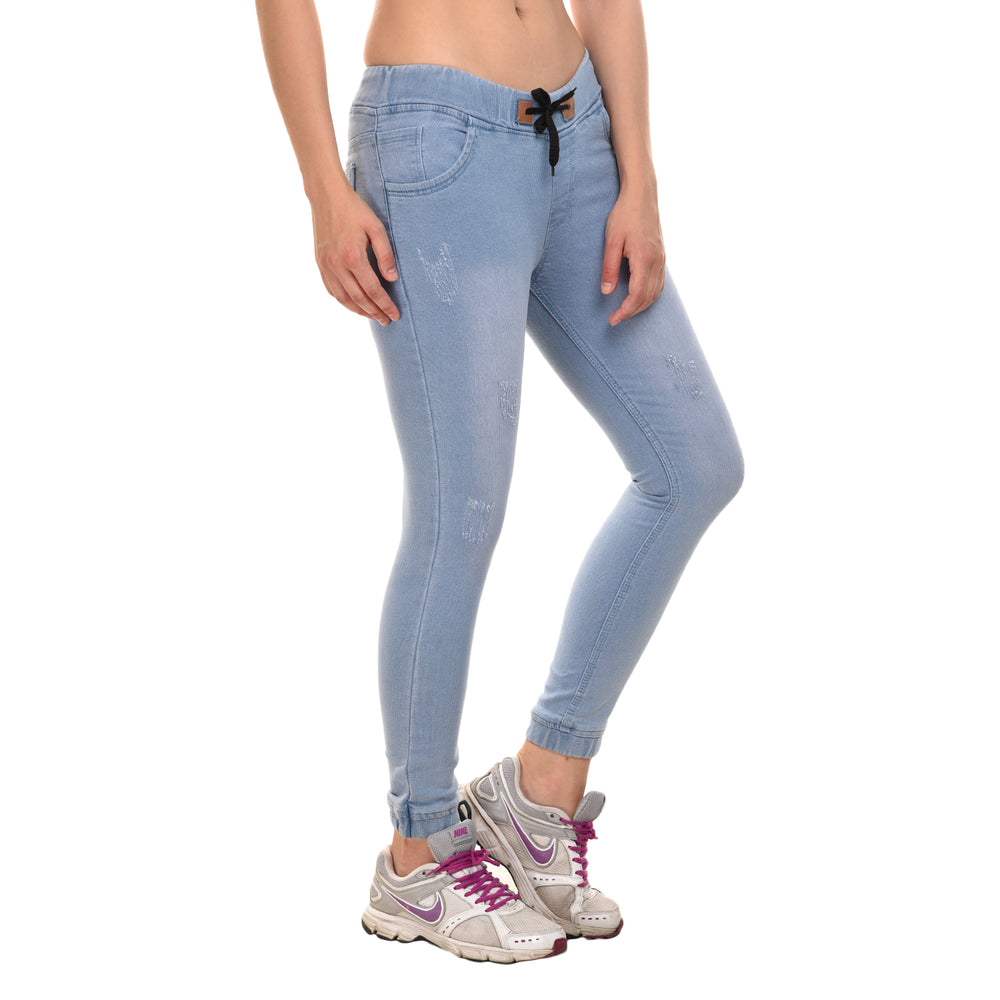 Essence Grey Fit Jeans