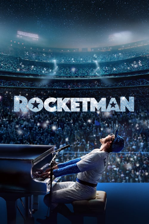 Rocketman (4K iTunes or HD Vudu)