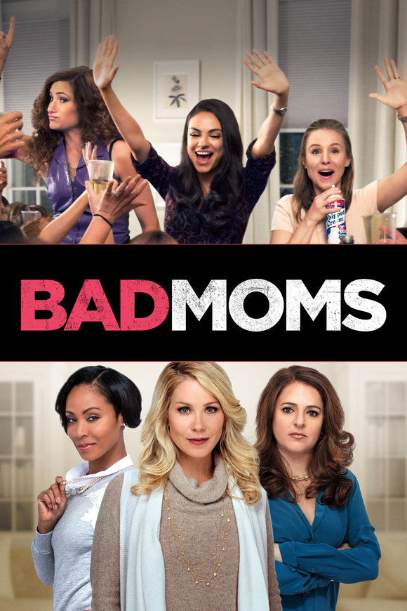 Bad Moms (HD Vudu)