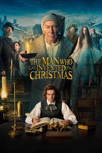 The Man Who Invented Christmas (HD iTunes / VUDU)