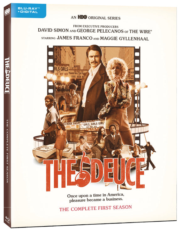The Deuce : Season 1 (HD Google Play)