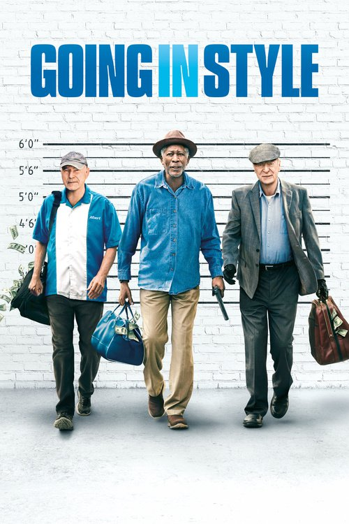 Going in Style (HD iTunes / VUDU)