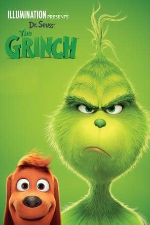 Grinch, The (2019) (HD iTunes and Vudu)