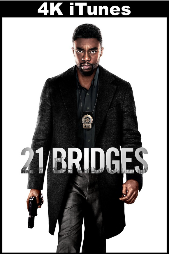 21 Bridges (4K iTunes)