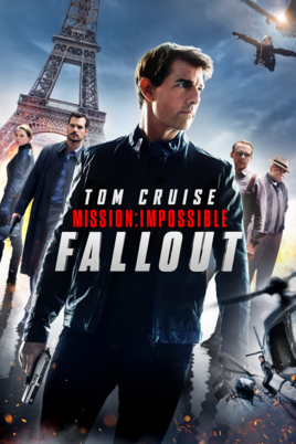 Mission Impossible : Fallout (4K Vudu)