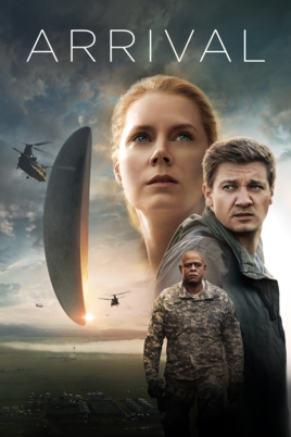 Arrival (4K iTunes or HD Vudu)